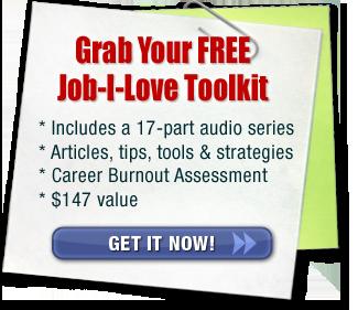 Job I Love Toolkit