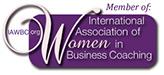 Barb Garrison, member of Internaltional Association of Women in Business Coaching