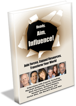 Ready, Aim, Influence, Barb Garrison, Contributor