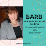 Shifting Out of Panic | The Creativity Coach Podcast with Lauren Wallett