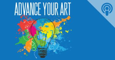 Fear, Money and the Voice in Your Head | Advance Your Art Podcast with Yuri Cataldo