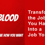 Transform the Job You Have Into a Job You Love   LifeBlood Podcast with George Grombacher